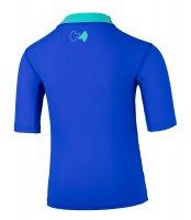 Vorschau: T-Shirt 'kois bermuda / cobalt'