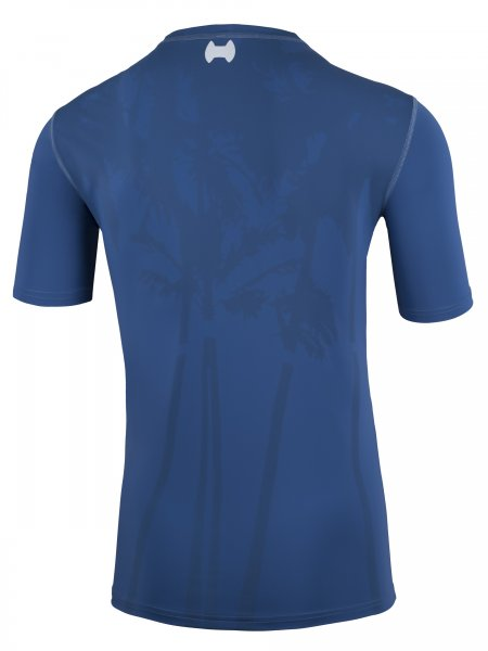 T-Shirt 'pali blue eclipse'