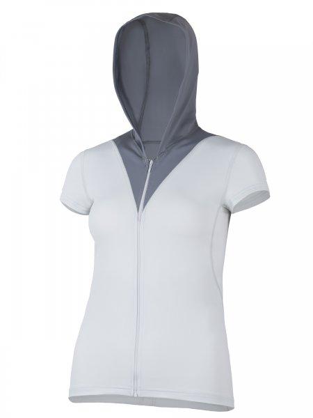 Short sleeve hoodie 'pintoo'