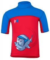 Vorschau: UV Shirt 'swoopie licot / cielo'