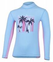 Preview: Long sleeve shirt 'kalani pid blue / cameo rose'