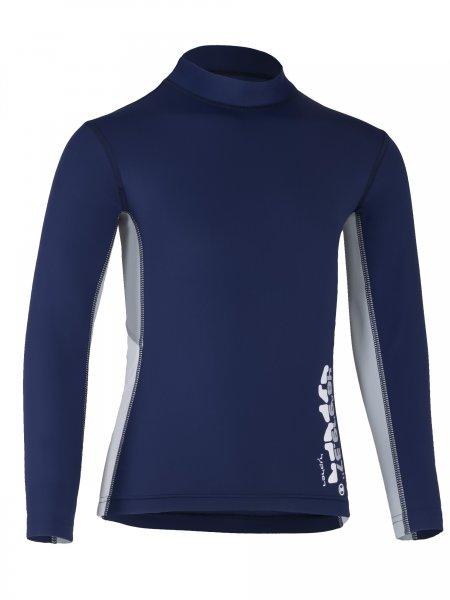 Longsleeve shirt 'coo blue iris'