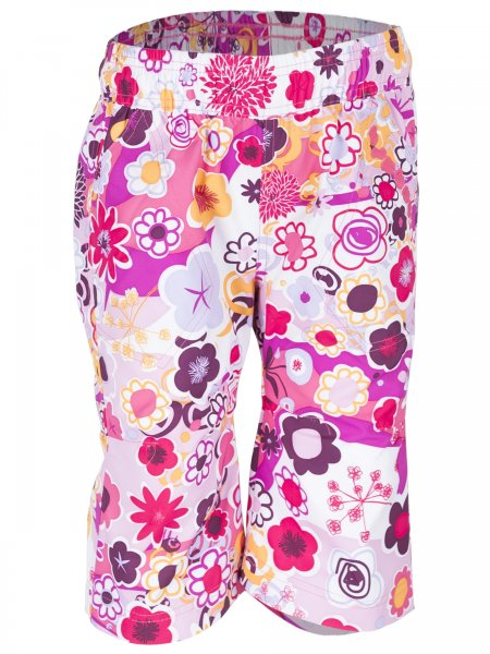 3/4 Pants 'flowers'